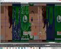 MKDD Baby Luigi UV Map Glitch.png