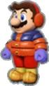 Mario's Snow Suit icon in Mario Kart Live: Home Circuit