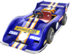 Decal Streamliner from Mario Kart Tour