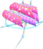 Starry Great Sail from Mario Kart Tour
