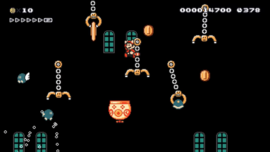 A Course World level by Nintendo JP.