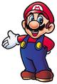 SMA2 Art - Mario Presents.png