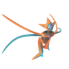 Deoxys in Super Smash Bros. Ultimate