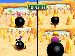 Throw Me a Bone from Mario Party 6