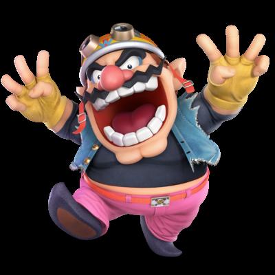 Wario from Super Smash Bros. Ultimate