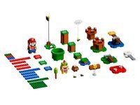 """LEGO Super Mario """"Adventures with Mario"""" set"""