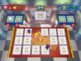 Cardinal Rule from Mario Party 7