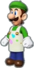 Luigi's Painter Outfit icon in Mario Kart Live: Home Circuit
