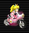 Peach's Mach Bike