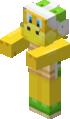 Minecraft Mario Mash-Up Zombie Render.png