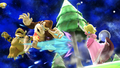 Challenge 39 from the fourth row of Super Smash Bros. for Wii U
