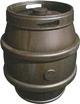 A steel keg