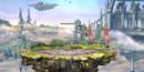 Big Battlefield, in Super Smash Bros. for Wii U.