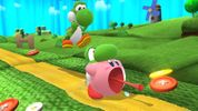 Kirby with Yoshi's ability
