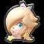 Rosalina's head icon in Mario Kart 8