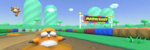 SNES Donut Plains 2R from Mario Kart Tour