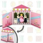 Princess Peach Photo Opportunity from Super Nintendo World