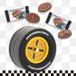 Mario Kart assorted chocolates from Super Nintendo World