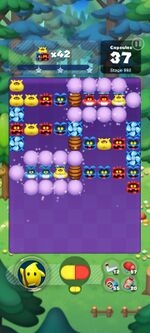 Stage 992 from Dr. Mario World