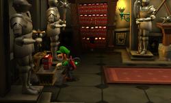 The Dark Age Exhibit in Treacherous Mansion