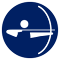 M&S Tokyo 2020 Archery event icon.png