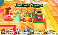 Cannon Space from Mario Party: Star Rush