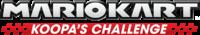Mario Kart: Koopa's Challenge logo
