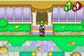Mario and Luigi Beanbean Castle Town Luigi Walk.png