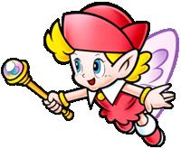 Wanda spirit from Super Smash Bros. Ultimate.