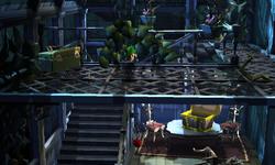 The Solarium segment from Luigi's Mansion: Dark Moon.