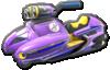 The Duke body from Mario Kart 8