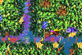 Fish Food Frenzy GBA narrow path.png
