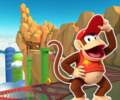 MKT Icon RockRockMountain3DS DiddyKong.png