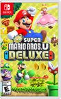 New Super Mario Bros U Deluxe boxart