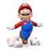 An image from the Action Guide in the Super Mario 3D World campaign of Super Mario 3D World + Bowser's Fury