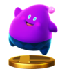 Lubba trophy from Super Smash Bros. for Wii U