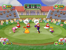 Sunday Drivers from Mario Party 6