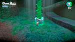 A Beanstalk in Super Mario Odyssey