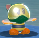 A Cat Flopter in Bowser's Fury