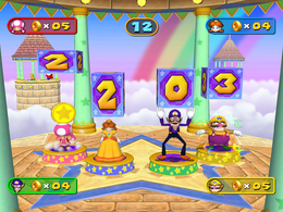 Cointagious from Mario Party 7