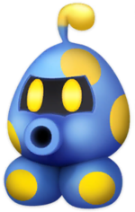 Icon of Octoomba from Dr. Mario World