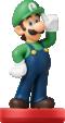 Amiibo of Luigi, concept art