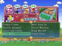 Mini-game Tour from Mario Party 6