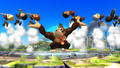 Challenge 118 from the twelfth row of Super Smash Bros. for Wii U