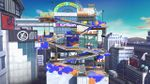 Moray Towers in Super Smash Bros. Ultimate
