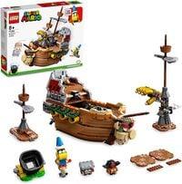 "LEGO Super Mario ""Bowser's Airship"" set"
