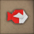 PMTOK Origami Toad 63 (Red Roundfish).png