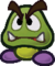 Sprite of a Hyper Goomba, from Paper Mario: The Thousand-Year Door.