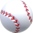 Artwork of a Baseball from Super Mario 3D World.