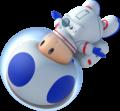 Blue Toad Artwork - Mario Kart 8.png